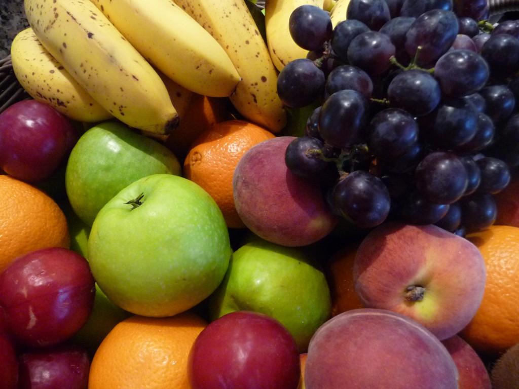 Vitamine und Obst